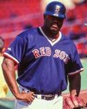 Mo Vaughn, les Red Sox de Boston Photo stock