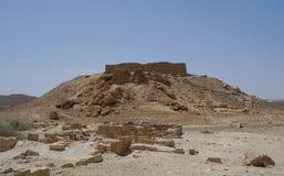 Moa-Festung stockfotografie
