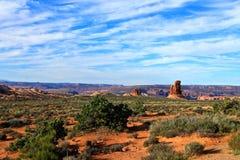 Moab, Γιούτα Στοκ Εικόνα