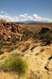 moab ερήμων κόκκινος βράχος Utah Στοκ Φωτογραφίες