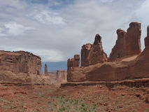 Moab Stock Afbeeldingen