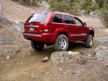 Moab Jeep Safari Lizenzfreies Stockfoto