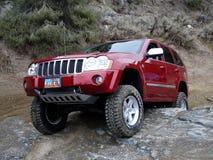 Moab Jeep Safari Stockfotografie