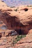 Moab Utá Fotografia de Stock Royalty Free