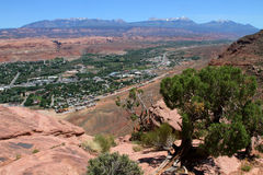 Moab, Utah Stockfotos