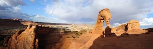 Moab Utah Delicate Arch Stock Image