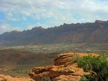 Moab Utah Stock Photo