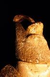 moai острова Чили пасхи Стоковые Изображения