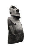 Moai Royalty Free Stock Photo
