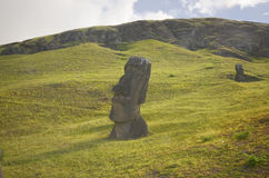 Moai Stock Afbeeldingen