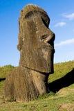 Moai Stock Image