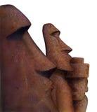 Moai Fotografia de Stock Royalty Free