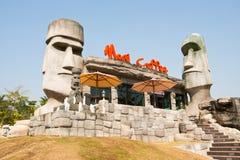Moai Cukierniany Rachaburee Tajlandia Zdjęcie Stock