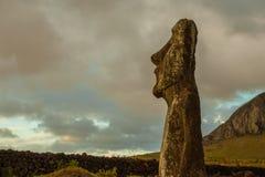 Moai Named Traveler Stock Photos