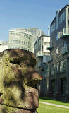 Moai Niemcy Zdjęcia Stock