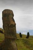 moai solo zdjęcia royalty free