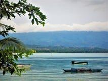 Moalboal Cebu. Moalboal Bay, Moalboal Cebu Philippines, kayak, sea, blue waters, star fish, sea urchins Stock Images