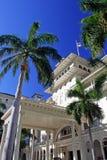 The Moana Hotel, Waikiki, Oahu, Hawaii Royalty Free Stock Photos