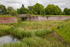 Moat Royalty Free Stock Photography