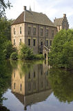Moated Castle Vorden, Bronckhorst, Netherlands Royalty Free Stock Photos