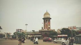 Moazzamjahi rynek Zdjęcie Royalty Free