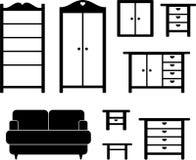 Mobília Imagem de Stock