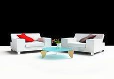 Mobília Foto de Stock Royalty Free
