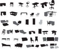 Mobília Fotografia de Stock