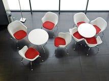 Mobília contemporânea Foto de Stock