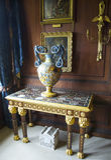 Mobília da casa de campo Fotografia de Stock Royalty Free