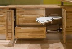 Mobília da cozinha Imagens de Stock Royalty Free