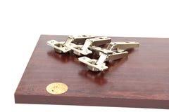 Mobília da porta Imagem de Stock Royalty Free