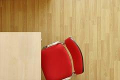 Mobília de escritório Imagens de Stock