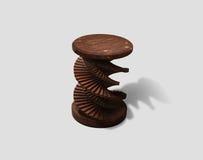 Mobília de madeira Imagem de Stock Royalty Free