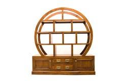 Mobília de madeira antiga Fotos de Stock Royalty Free