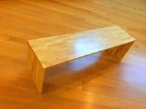 Mobília de madeira artística, conceito das cadeiras foto de stock royalty free