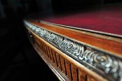 Mobília de madeira do ofício foto de stock