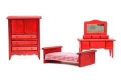 Mobília do brinquedo Fotos de Stock