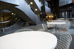 Mobília do café do escritório Fotografia de Stock Royalty Free
