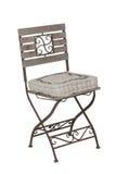 Mobília do ferro Cadeira Foto de Stock