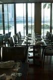 Mobília do restaurante Fotos de Stock Royalty Free