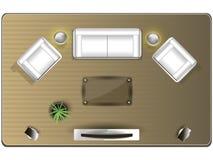 Mobília no  Imagens de Stock