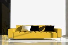 Mobília no interior Imagens de Stock