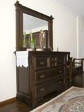Mobília retro antiga Foto de Stock Royalty Free