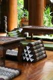 Mobília tailandesa foto de stock royalty free