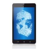 Mobiel en digitaal concept Stock Foto