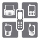 Mobiel netwerk Stock Afbeeldingen