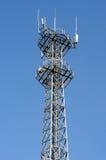 Mobiel telefoonbasisstation Stock Fotografie
