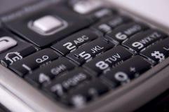 Mobiel toetsenbord royalty-vrije stock afbeeldingen