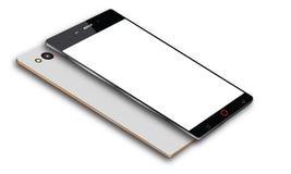 Mobiele de Telefoonvector van Android Royalty-vrije Stock Foto's